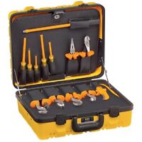 Klein Utility Insulated tools and tool box
