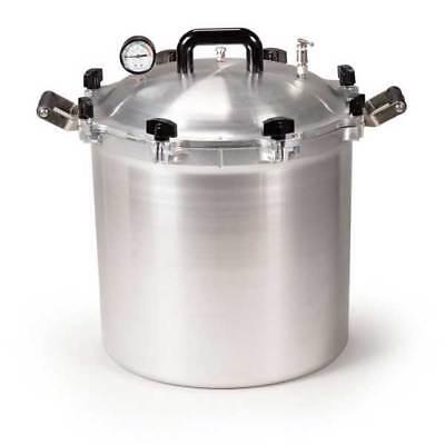 All American 1941x Quart Stove-top Sterilizer Autoclave Large 41 Quart