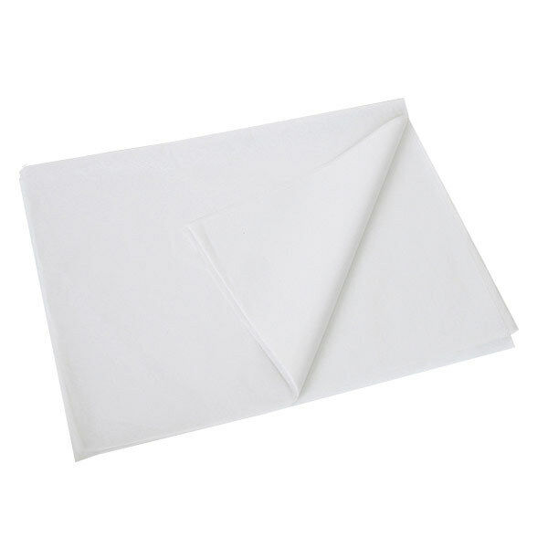 "White Tissue Paper Sheets, 20"" x 30"" Sheets, 1,000 Per Order"