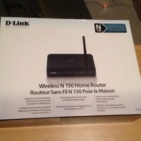 New DLink Router
