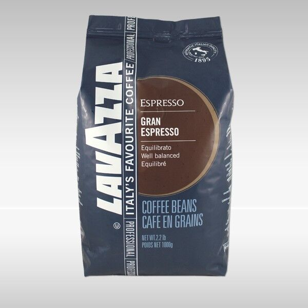 Lavazza Gran Espresso 1000g ganze Bohne