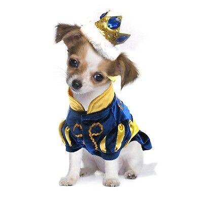 High Quality Dog Costume - PRINCE CHARMING COSTUMES Royal Dogs as Princes - Dog Prince Kostüm