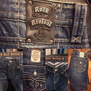 Luxury brand jeans! Size 33x32