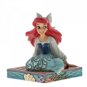 Disney Traditions Ariel Be Bold Figurine 6001277 Brand New Boxed- NEW 2019 RANGE