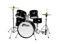Junior 5 piece drum kit