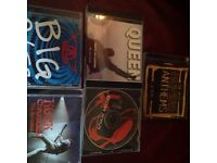 Five cds for sale