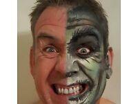 Halloween Facepainting