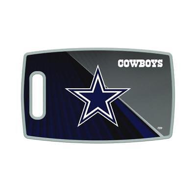"Dallas Cowboys Cutting Board 14.5"" x 9"" for sale  Shipping to Canada"