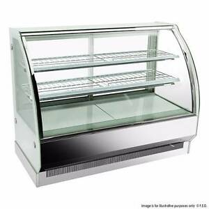 Commercial Bonvue 3 Level Curved CS Bonvue Chilled Food Display C Sydney City Inner Sydney Preview