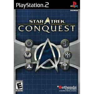 Star Trek Conquest for PS2