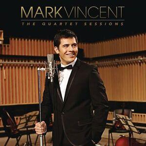 MARK VINCENT The Quartet Sessions CD BRAND NEW