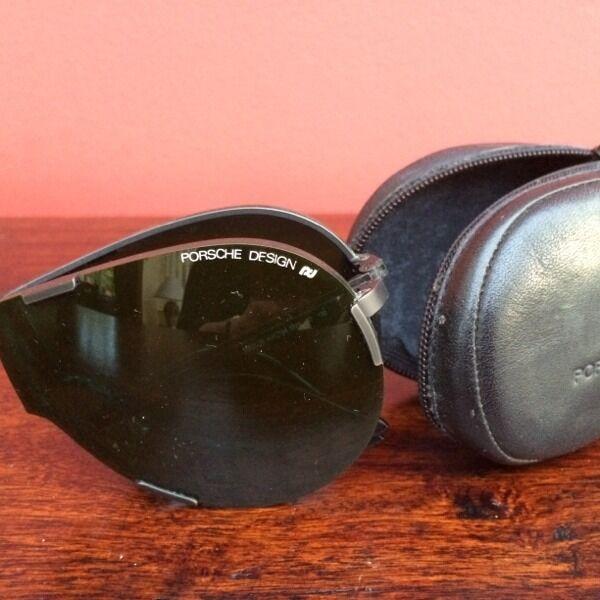 Porsche Carrera Sunglasses Vintage Porsche Carrera Sunglasses
