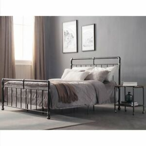 mattress furniture big sleigh frame double bed queen family full single size box twin sets and side high king in tips using bedroom for headboards metal