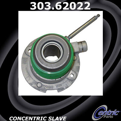 Chevrolet Camaro Release Bearing - Clutch Release Bearing and Slave Cylinder Assembly fits 10-15 Chevrolet Camaro