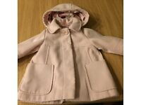 In good condition from NEXT winter coat pink