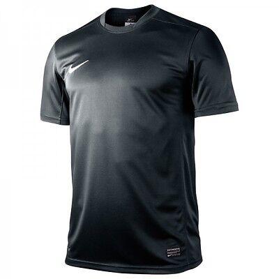 Nike Herren Fitness Freizeit Training Fussball T-Shirt PARK Dri-Fit Schwarz NEU