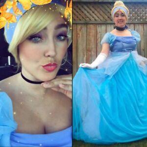 Frozen parties Elsa Anna Rapunzel Ariel Sofia the first Elena  Belleville Belleville Area image 9