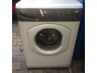 Hotpoint washing machine 6kg 1400rpm FREE LOCAL DELIVERY AND FITTING