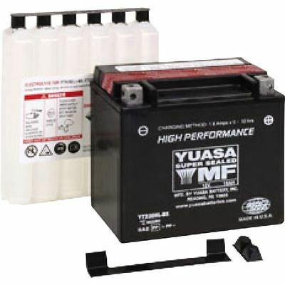 Yuasa YUAM620BH High Performance Maintenance Free Battery - YTX20HL-BS