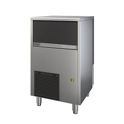 Brema Gb903a 200lb Undercounter Flake Ice Maker W Bin Air Cooled