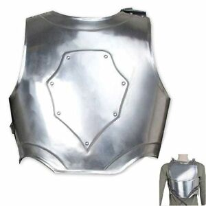 WH3C-IN9104XL: Legends in Steel Medieval Cuirass Body Armor