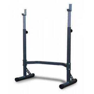 Bodyworx Adjustable Squat Rack L329R, Max Weight 180KG!