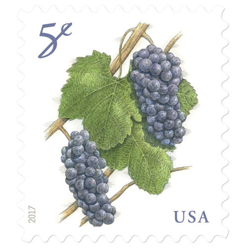 Купить USPS New Grapes Pane of 20