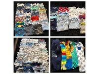 Massive bundle 3-6 Month Baby Boy