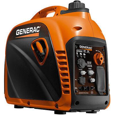 Generac Gp2200i - 1700 Watt Portable Inverter Generator