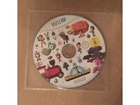 Nintendo Land Game for the Wii U