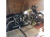 BSA GOLDSTAR 500cc RARE!!!!!!!