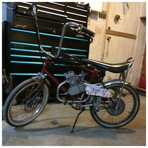 Scoot for sale/trade (motorized bicycle)