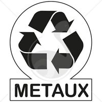 Recyclage metaux