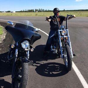 1991 Harley full custom