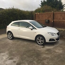 Seat Ibiza 1.4 Sport Coupe (cambelt&service done Nov'16) not golf polo clio