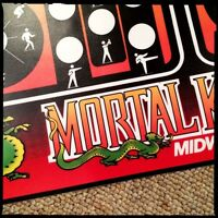 Mortal Kombat - Midway / NOS CPO / Manual