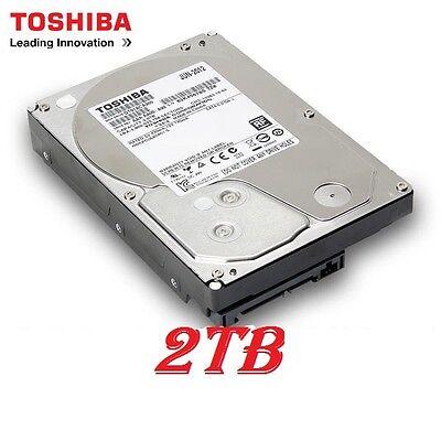 HARD DISK INTERNO 3,5 TOSHIBA 2TB DT01ACA200 2000GB SATA3 6Gb/s 7200rpm