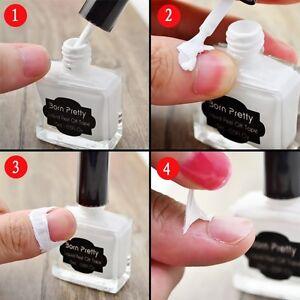 15ml Born Pretty White Peel Off Liquid Latex Tape for nail art - free post