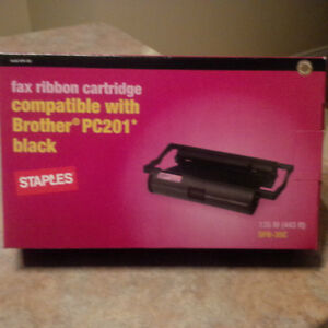 New - Fax ribbon compatible w/ Brother PC201 and other types London Ontario image 1