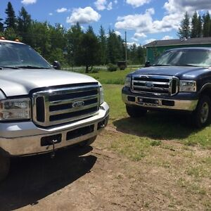 LOOKING FOR FORD SUPER DUTY TRUCKS