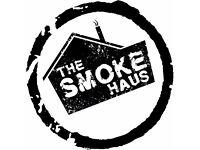 Waiting Staff & Bar Staff Vacancies - The Smoke Haus