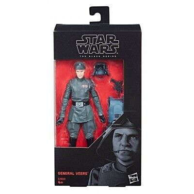 Star Wars Black Series 6 Inch Action Figure Exclusive - General Veers