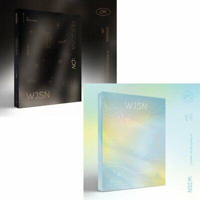 WJSN - 1ST PHOTOBOOK [ON&OFF] 1P Card K-pop Poster DVD Lenticular Girl band New
