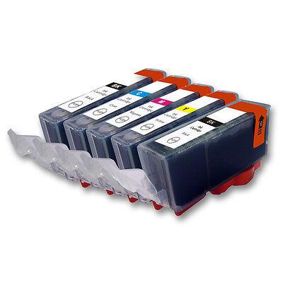 5x Druckerpatrone für CANON PGI-525PGBK CLI-526BK CLI-526C CLI-526M CLI-526Y online kaufen