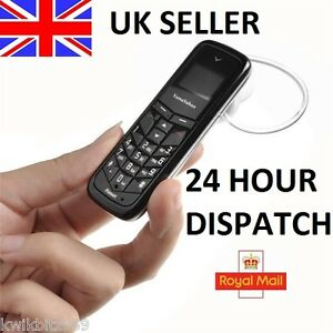 Worlds Smallest Mobile Phone Plastic Tiny Micro Mini Cell Key Fob Beat The Boss