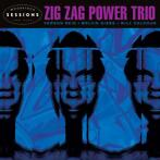 cd - zig zag power trio  - WOODSTOCK SESSIONS, VOL.9 (nieuw)