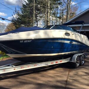 Edn of summer DEAL! 27ft sundeck in great shape