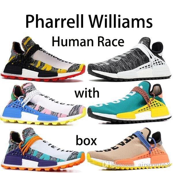 quality design 3a881 5a9a8 Adidas Pharrell Williams HU Holi NMD PW Pink Glow AC7362 Human Race men  women | in Poynton, Manchester | Gumtree
