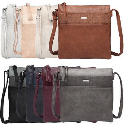 Tamaris Khema Crossbody Bag M Tasche Damen Handtasche Schulter Umhängetasche