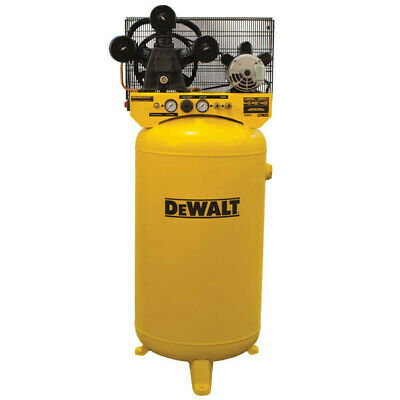 Dewalt 4.7 Hp 80 Gallon Oil-lube Vertical Air Compressor Dxcmla4708065 New